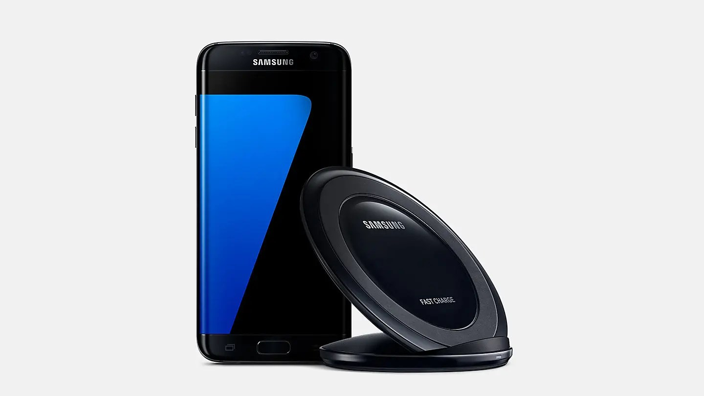 Galaxy S7 Induktives Laden Galaxy S8 Mit Deutlich Verbessertem Wireless Charging