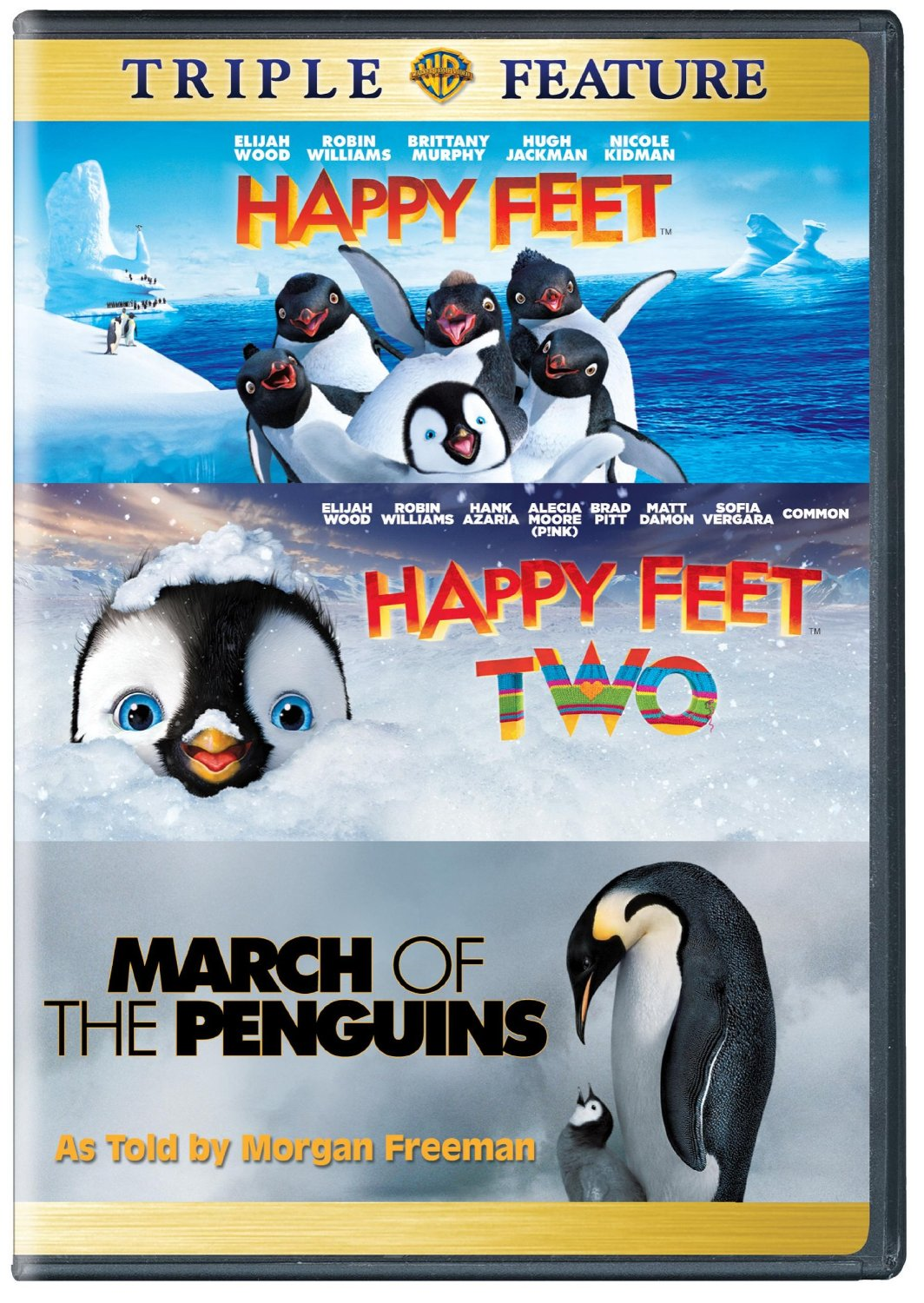 Babies Toys Walmart Happy Feet Dvd Box Set For 6 Free Shipping From Amazon