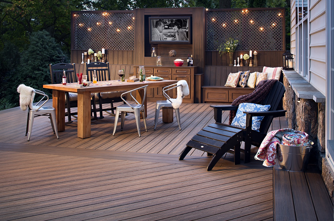 Accent Rex Meubles Outdoor Living Trex Decking Top 5 Trends For Spring