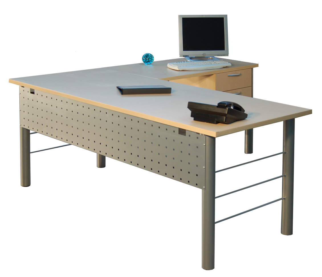 Metal Leg Desk Metal Leg L Shape Desk Office Desks Podany 39s