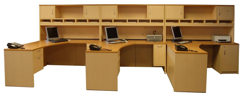 Office Desks - Minneapolis - Milwaukee - Podany\u0027s