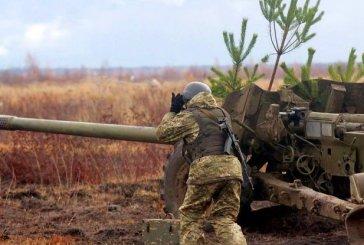 Террористы обстреляли Авдеевку из всех возможных видов оружия