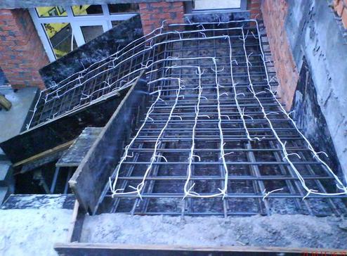 электропрогрев бетона
