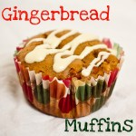gingerbread muffin