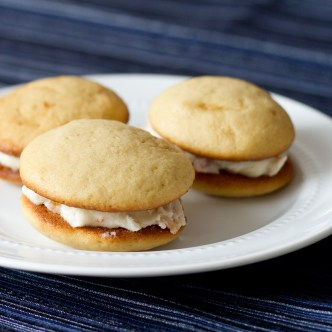 Maple Bacon Whoopie Pies