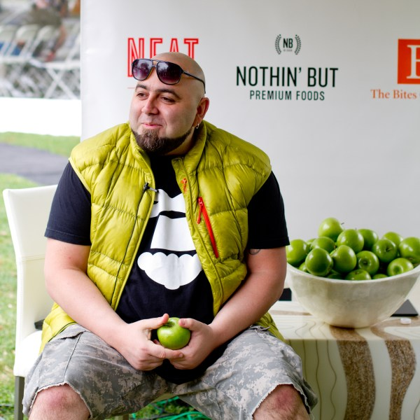 Chef Duff Goldman at Greenwich Wine + Food Festival 2013 - poet in the pantry