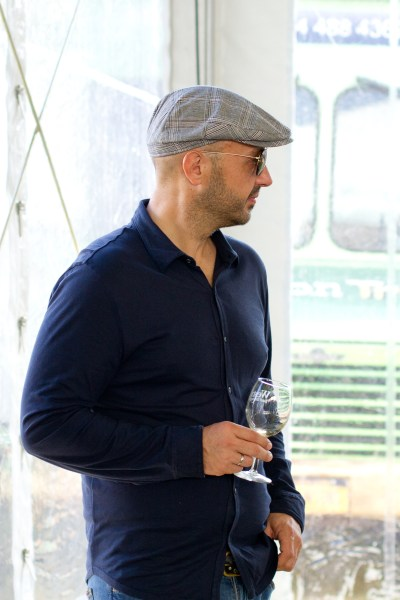 Joe Bastianich at the Greenwich Wine + Food Festival 2013