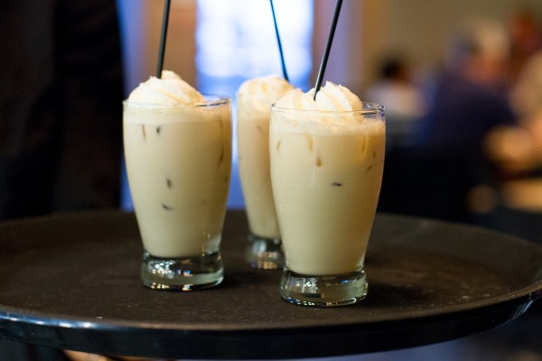 Patrón XO Café Iced Coffee Brownstone Cafe West Hartford - poet in the pantry