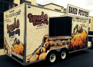 Eating Connecticut: Spuds Your Way Food Truck