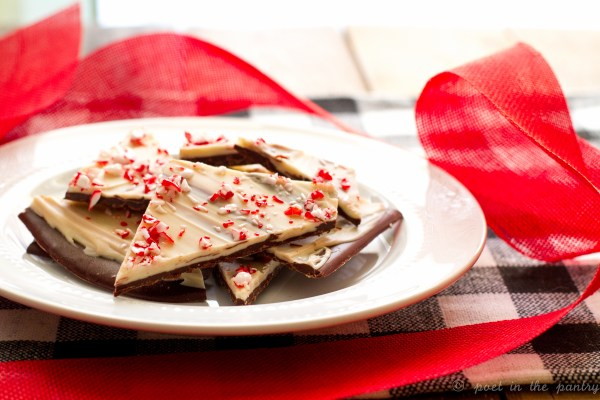 Peppermint Bark is an easy Christmas treat to make for gifting or grabbing for yourself!
