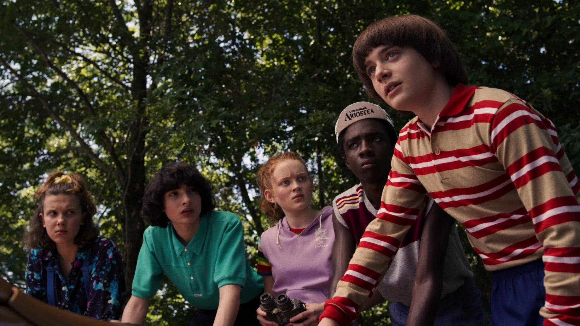 Stranger Things S03e04 Chapter Four The Sauna Test Summary - Sauna Test