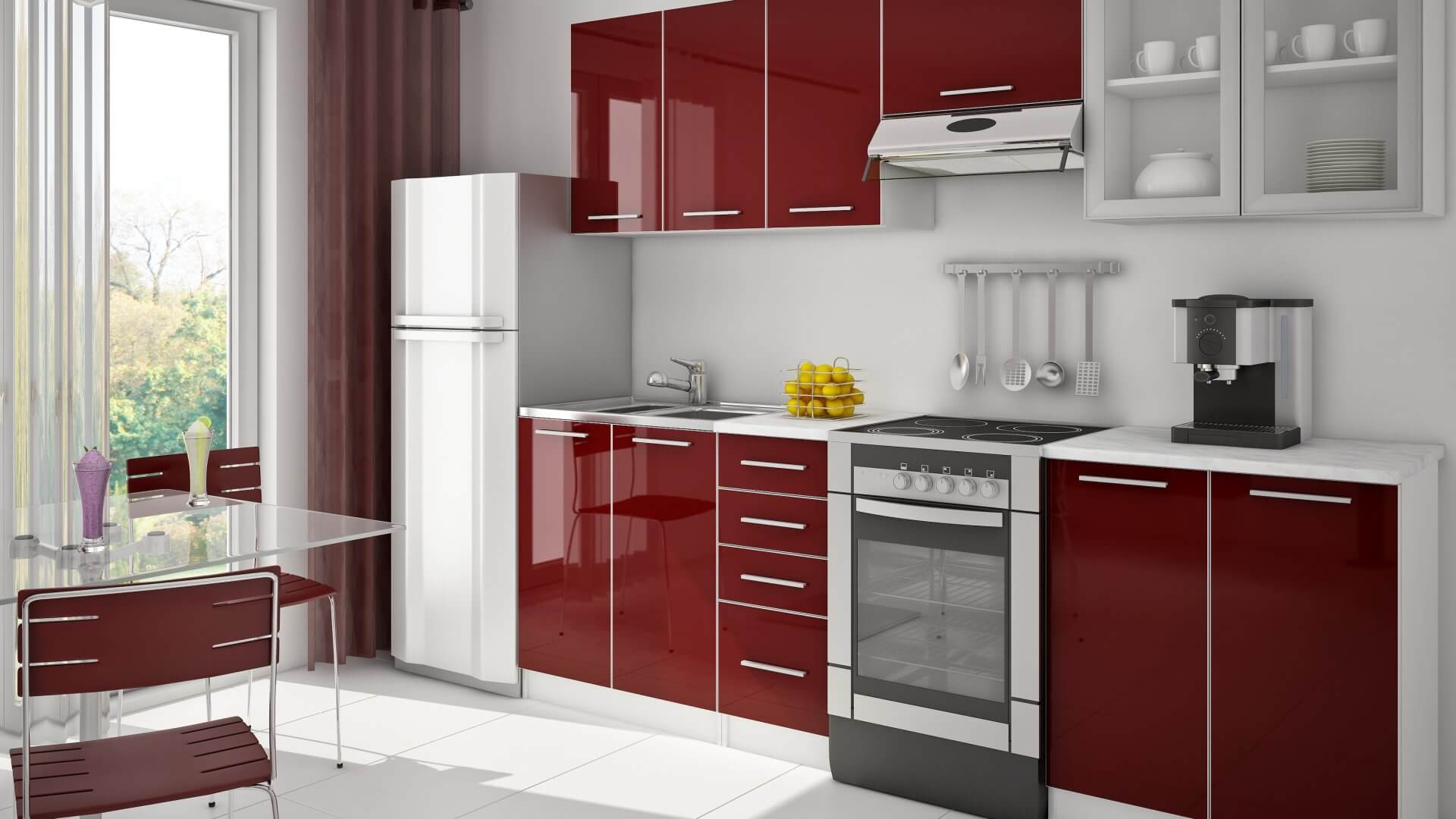 Kitchen Design 3d Model 65 Ch
