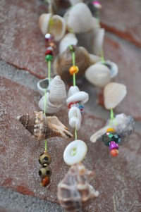 seashore windchimes | home sweet homemade