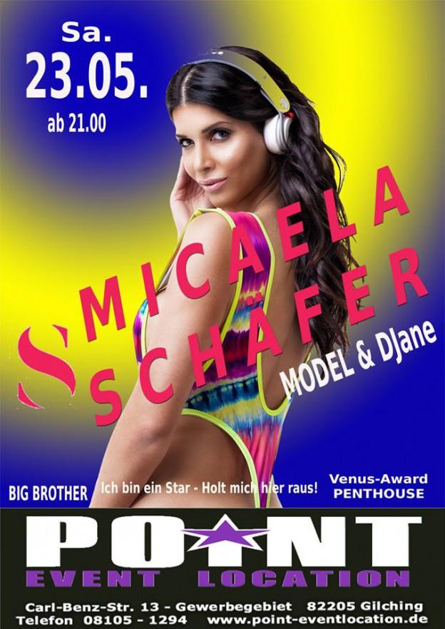 Micaela Schäfer live