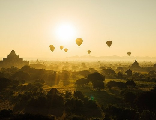 myanmar the golden land bagan