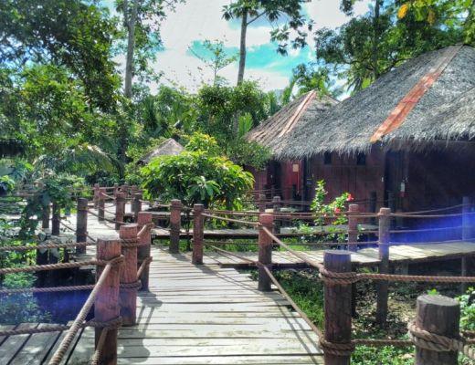 loboc river resort review Bohol
