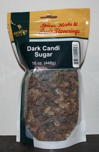 Dark Candi Sugar