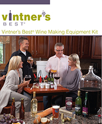 1 Gallon Country Wine Equipment Kit