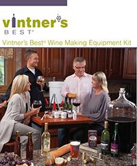 1 Gallon Country Wine Equipment Kit
