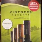 Chardonnay Wine Kit – Vintners Reserve