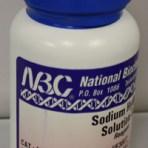 Sodium Hydroxide – POISON