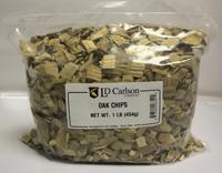 Oak Chips Light Toast