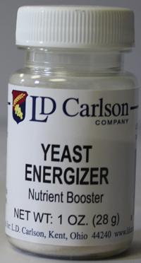 Yeast Energizer – 1 oz.