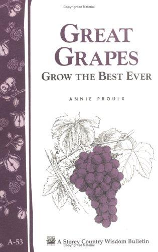 Great Grapes Book