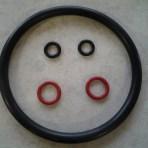 O-Ring Gasket Set for Pin-Lock Keg