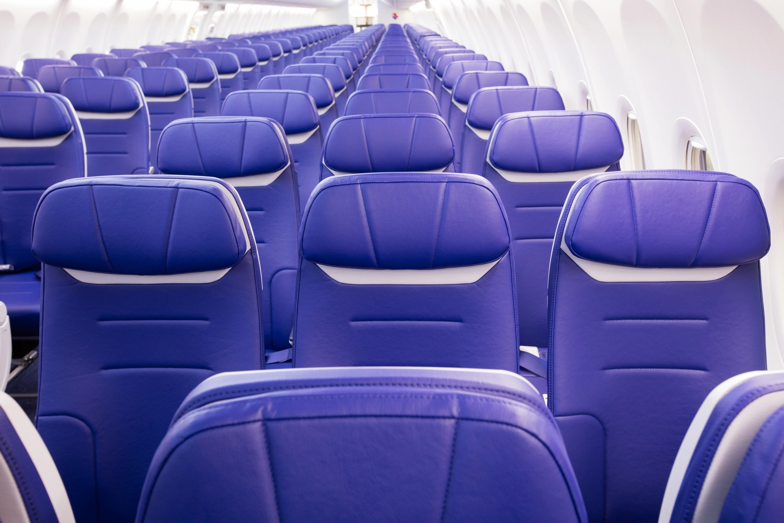 Southwest unveils new uniforms widest 737 economy seat for New interior