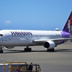 A Hawaiian Airlines 767. Photo by Simon_sees, used with permission.