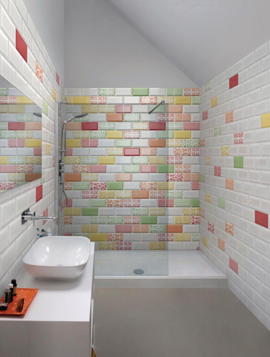 Carrelage Metro Wc | Idee Deco Toilette