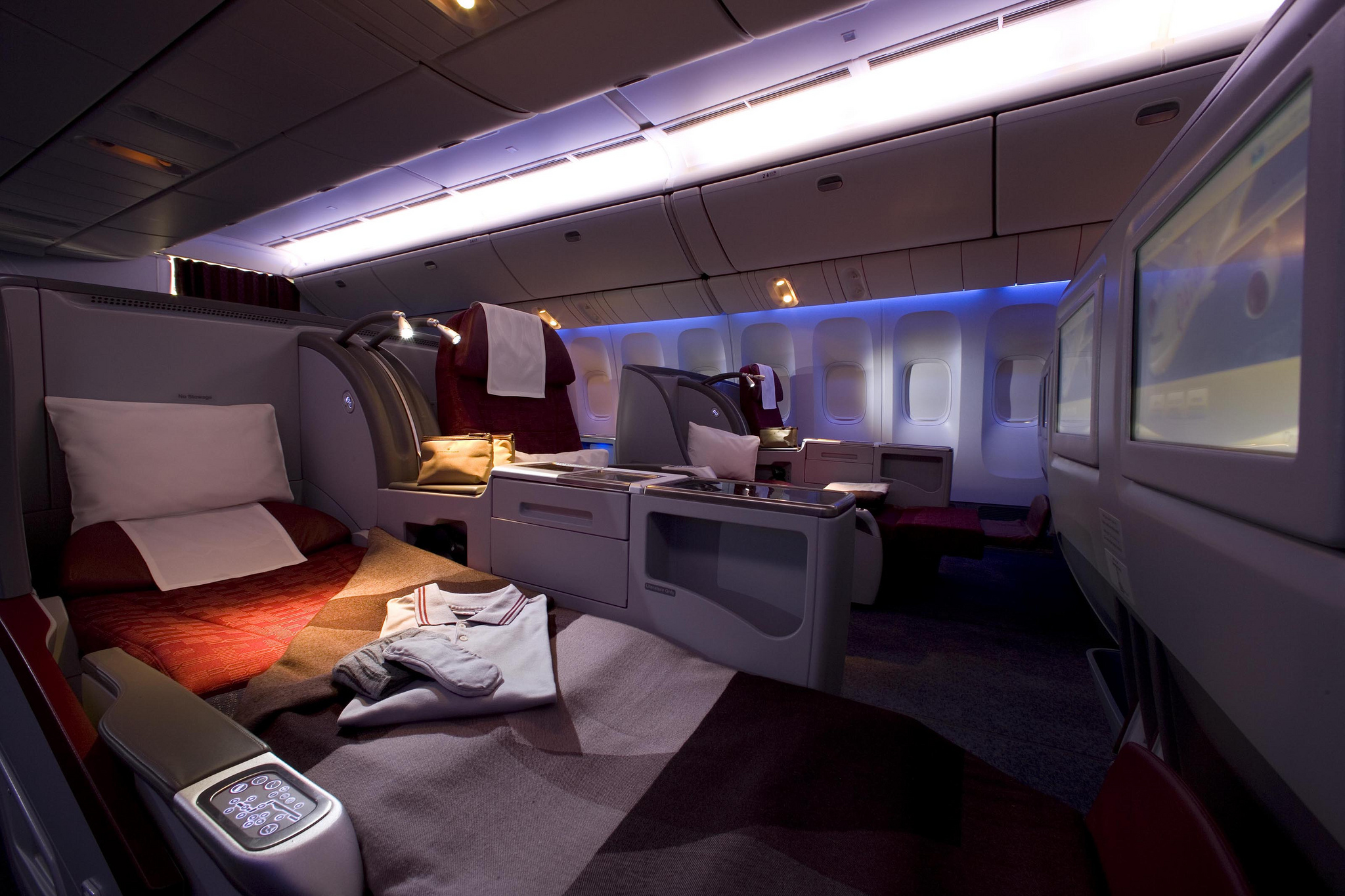 Economy Class Done Right!
