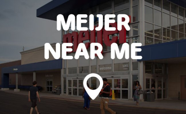 Meijer Near Me Points Near Me