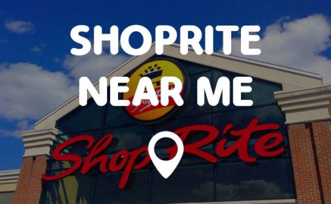 Shoprite Near Me Points Near Me