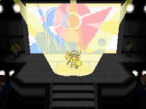 3. Elesa Spotlight Gym Leaders