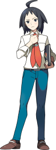 Cheren large1 113x300 Gym Leaders