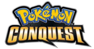 pokemon conquest logo 300x158 Pokémon Conquest Launches Today!
