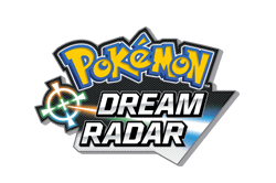 pokemon dream radar logo New Dream Pokémon Surface