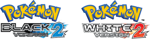 black 2 white 2 logo Pokémon Black 2 & White 2 Coming Today!!