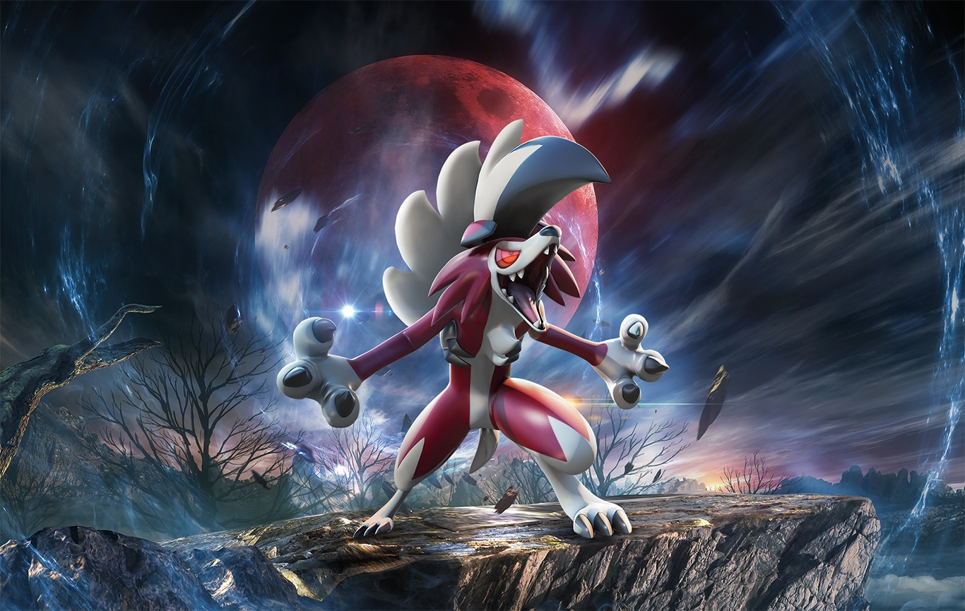 3d Moving Wallpapers For Pc Free Download Free Lycanroc Download For Guardians Rising Release