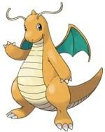 Pokemon Dragonite