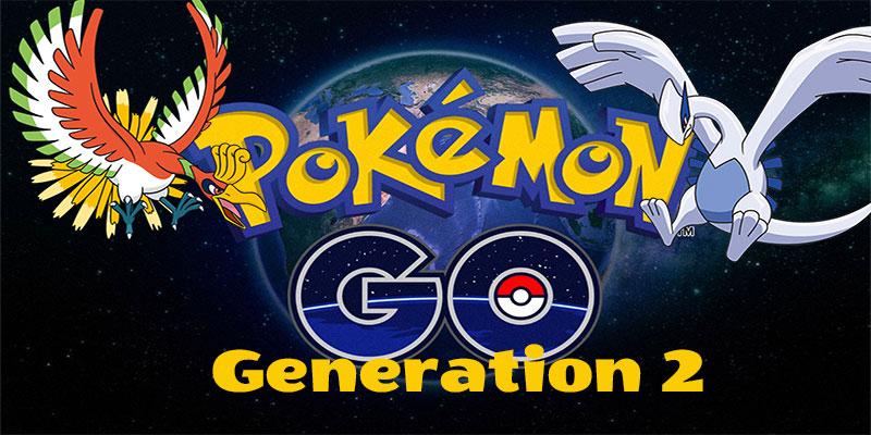 Pokemon Go Generation 2 Pokemon List - Pokemon Go World