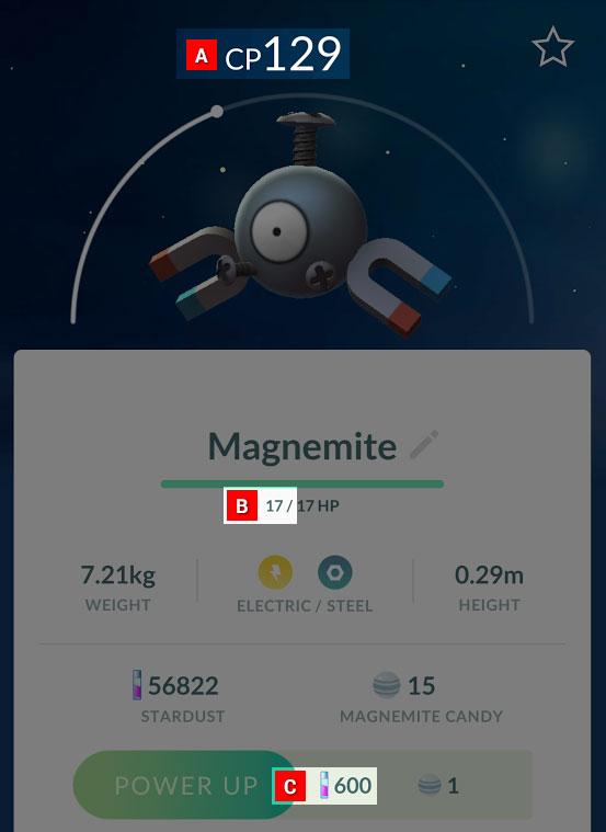 Pokémon IV calculator - Pokémon GO - GameInfo