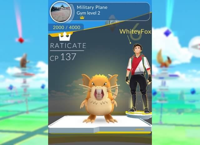 Basic Guide How Pokémon GO Gyms Work: reward