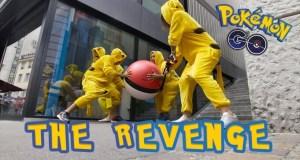 When Pokemon Attack: The Revenge of Pikachu