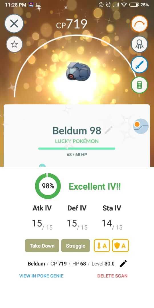 100 Lucky Beldum Pokemon GO Wiki - GamePress