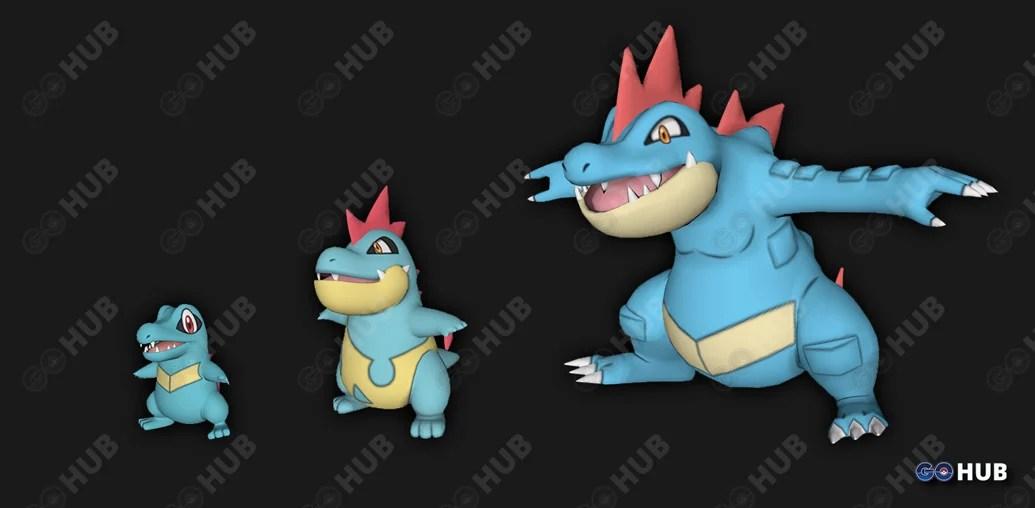 Pokémon GO Gen 2 Evolution Multipliers Pokemon GO Hub