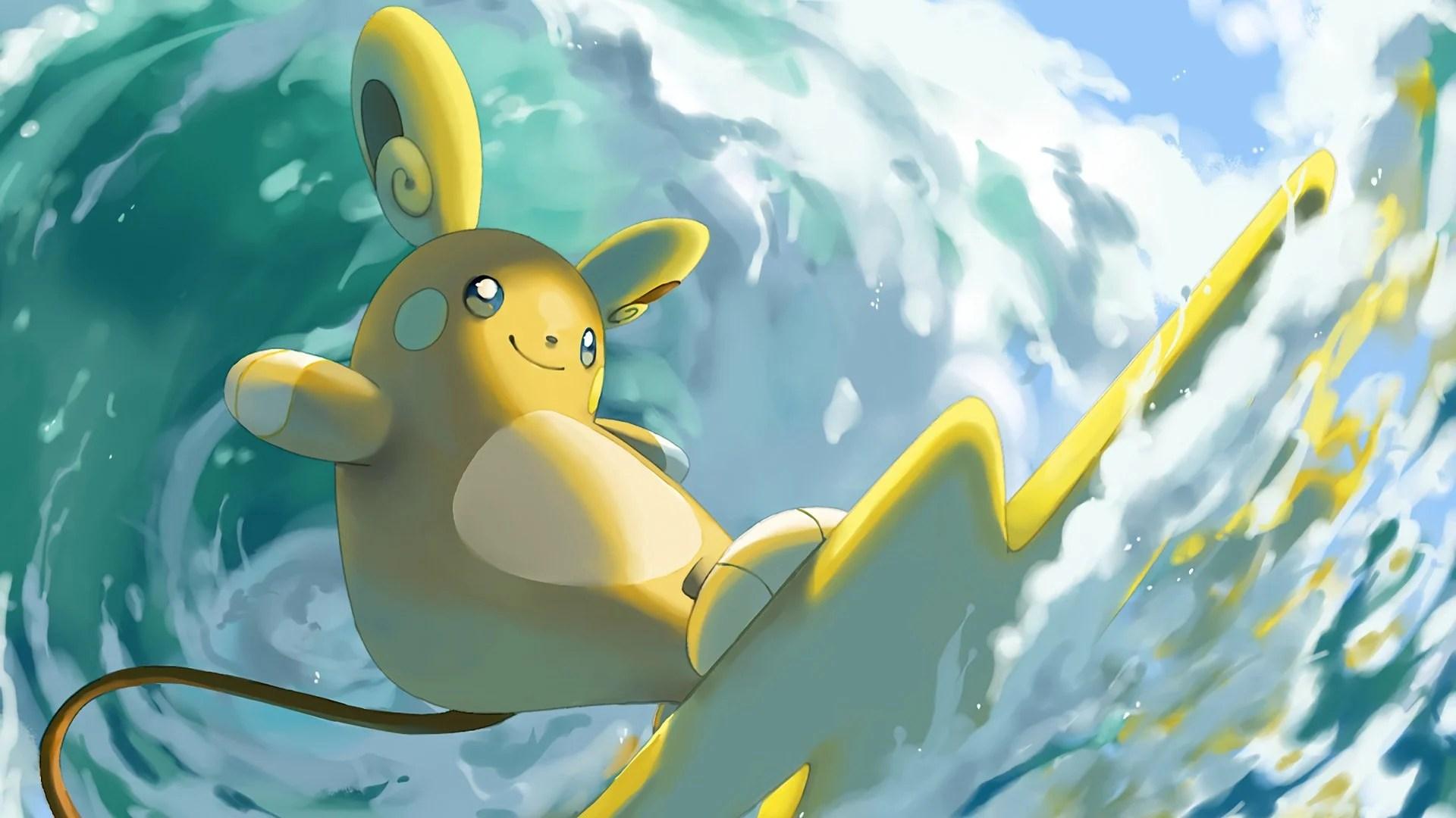 Cute Wallpaper For Iphone Hd Alola Raichu Raid Boss Guide Pokemon Go Hub