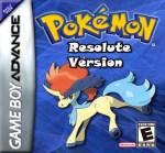 Pokemon Resolute Version GBA Hacks